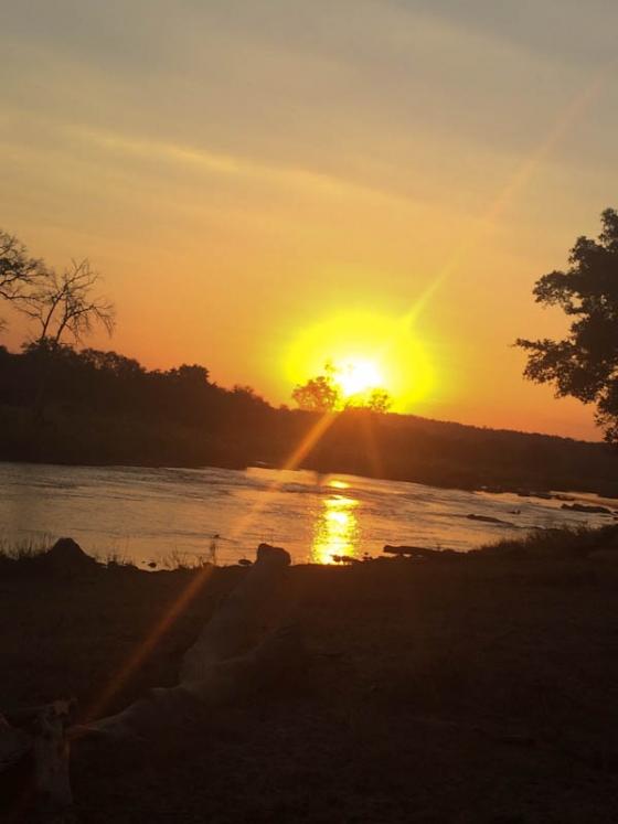 Olifants River by Jean du Randt