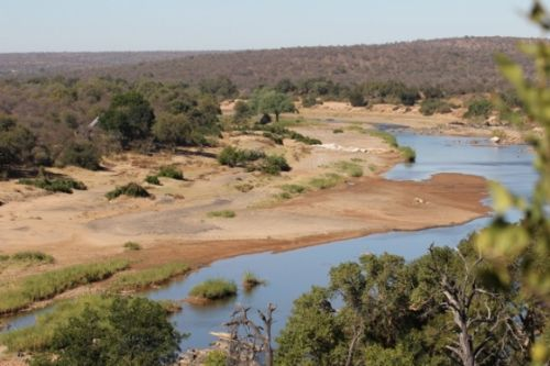 View of Olifants River