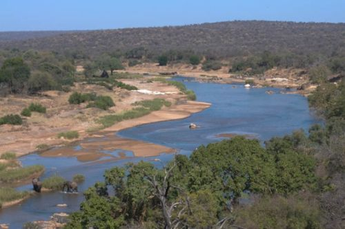 View of the Olifants River by Rene Vromans